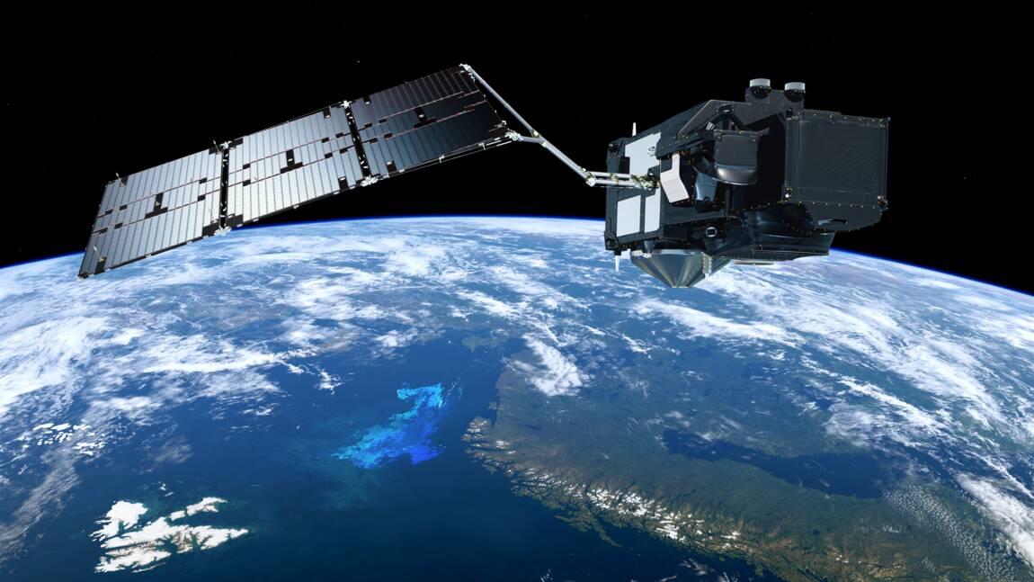 """L'Europe lance un satellite """"couteau suisse"""" pour surveiller les océans"""