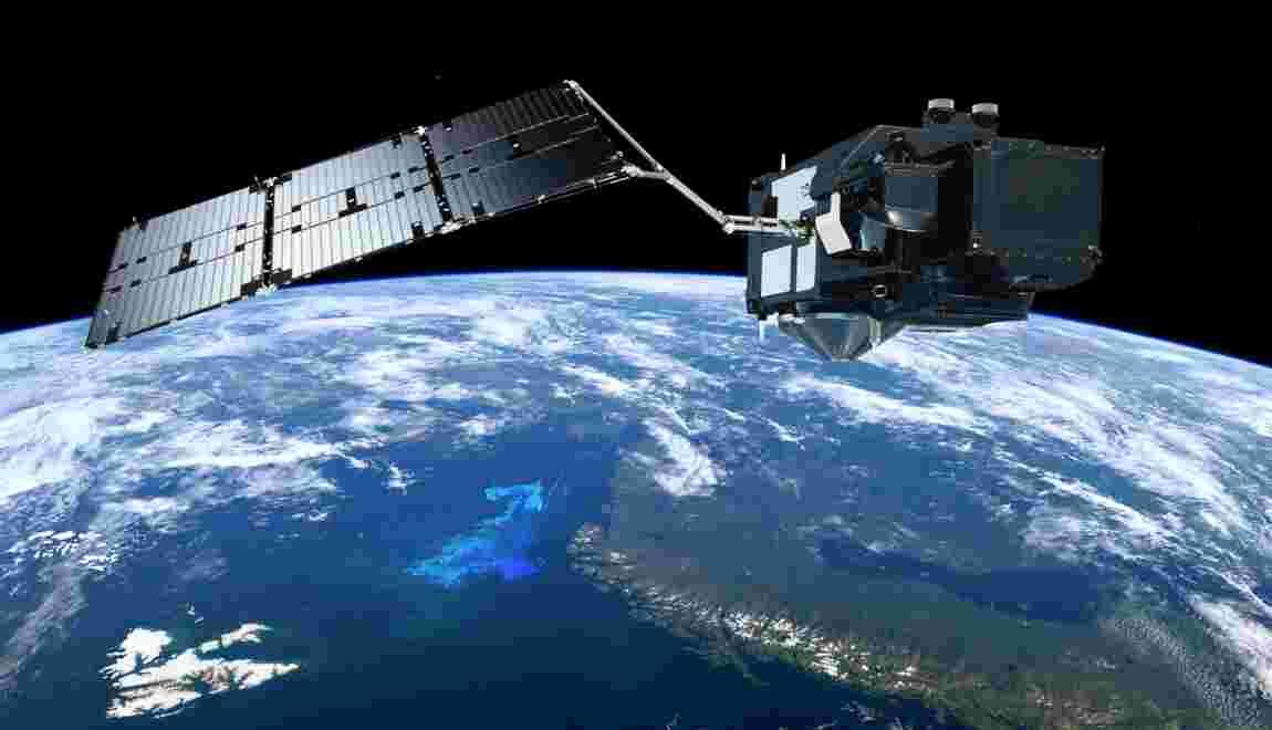 Russie: lancement d'un satellite européen d'observation des océans