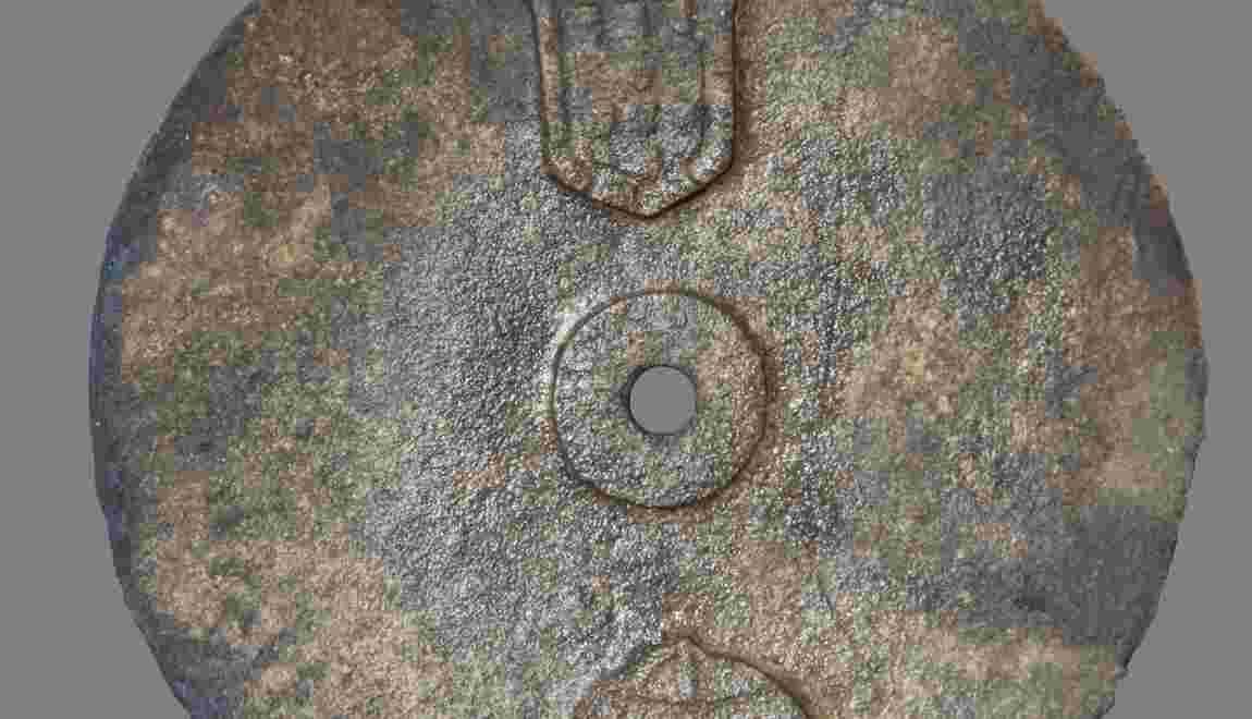 Un chasseur d'épaves affirme avoir trouvé le plus ancien astrolabe nautique