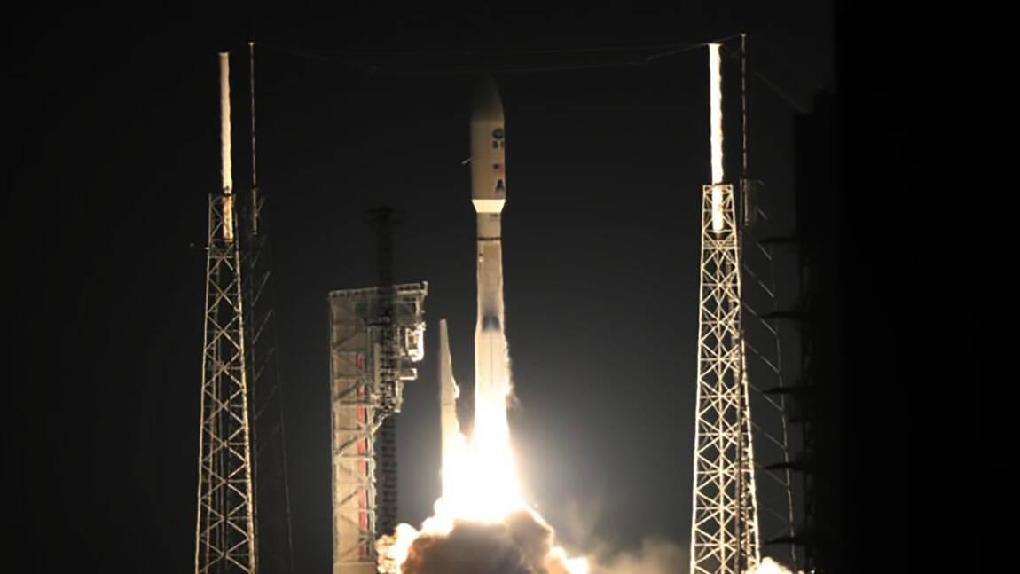 La Nasa lance un satellite pour de meilleures prévisions météo