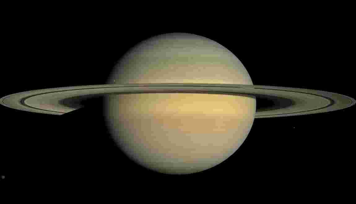Sonde Cassini: préparation d'un grand plongeon sur Saturne