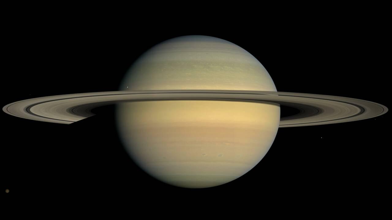 Sur une lune de Saturne, des conditions favorables à la vie