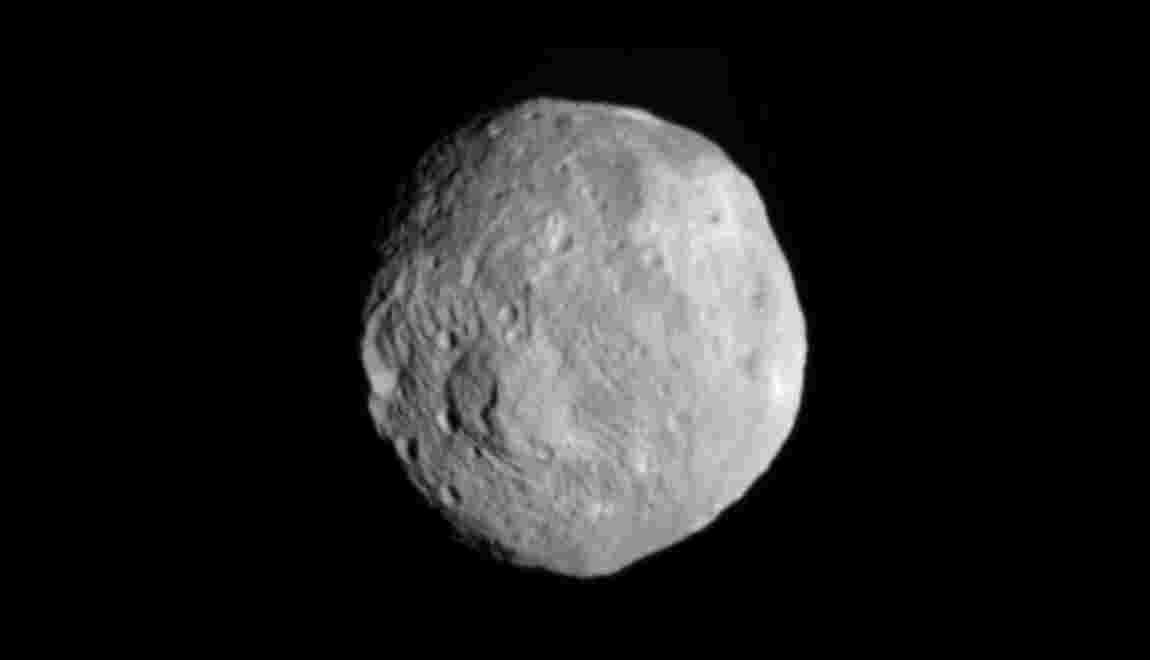 Un astéroïde va frôler la terre mercredi