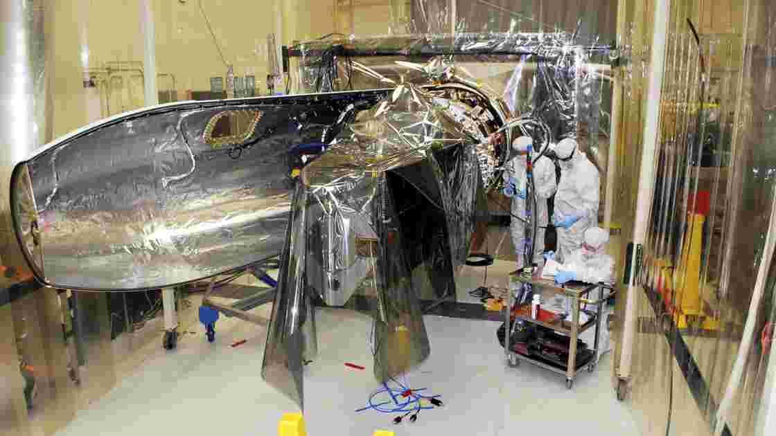 La Nasa a lancé huit micro-satellites pour mieux scruter les ouragans