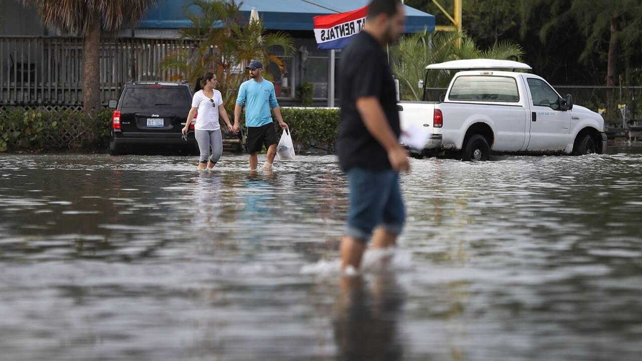 Des événements climatiques extrêmes accentués par le réchauffement