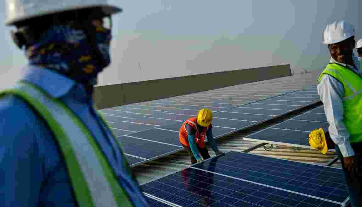 En Inde, la chute des prix du solaire n'est pas qu'une bonne nouvelle