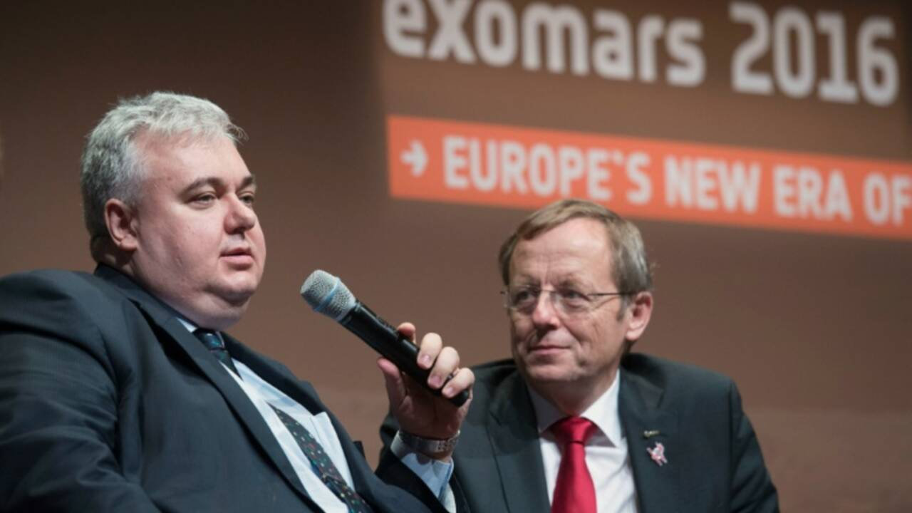 ExoMars 2020: la mission a un besoin d'argent pour continuer