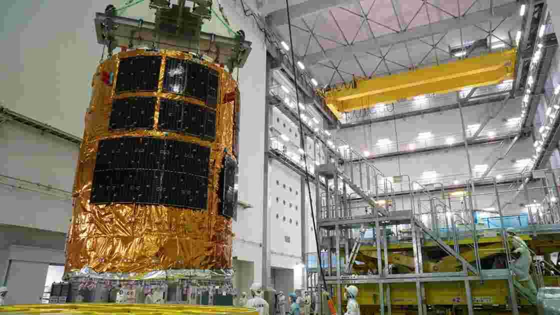 """Japon : échec de la mission """"nettoyage de l'espace"""""""