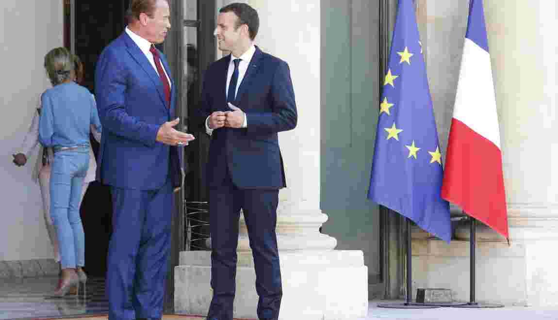 Arnold Schwarzenegger: la défense de l'environnement dépasse le clivage droite-gauche