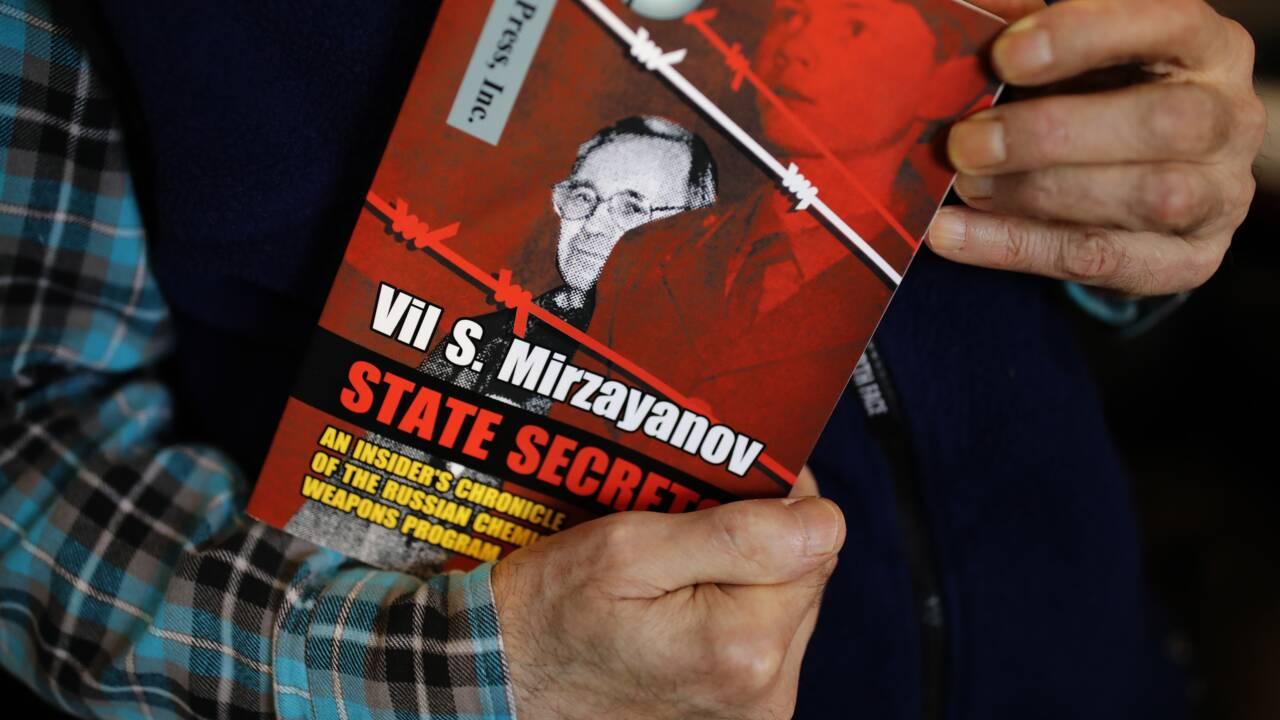"""Affaire Skripal: """"c'est forcément les Russes"""", dit le chimiste qui révéla le """"Novitchok"""""""