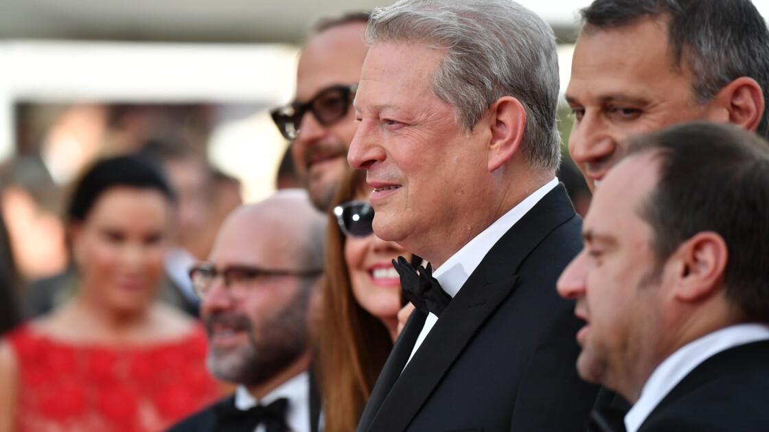 """Climat: Al Gore revient à Cannes, pour """"une suite qui dérange"""""""