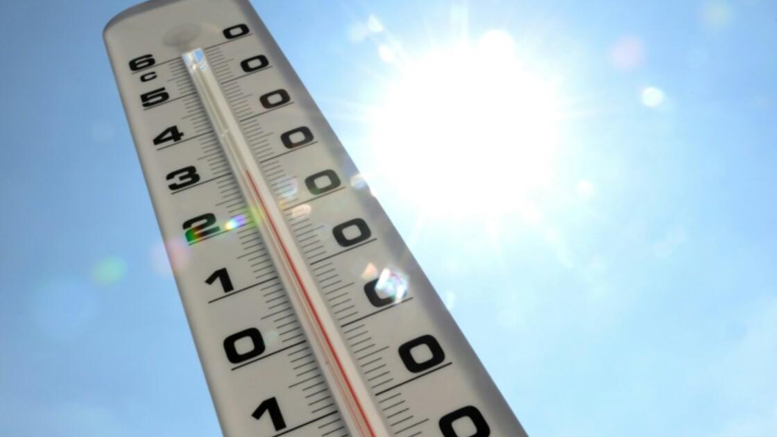 Climat: nouveau record de température en vue en 2016