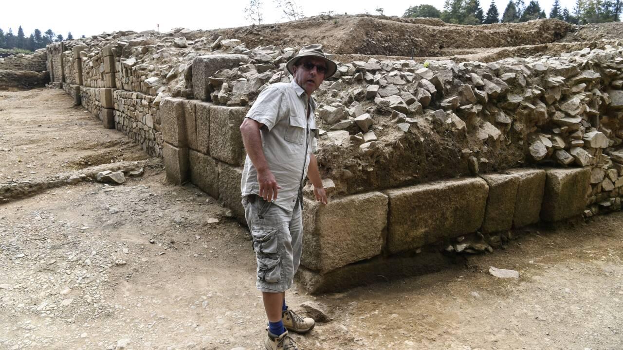 Ancienne cité gauloise, Bibracte n'en finit pas de livrer ses secrets