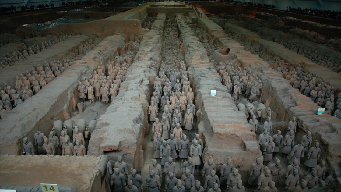 Trouvez l'immortalité: ordre de l'empereur de Chine!