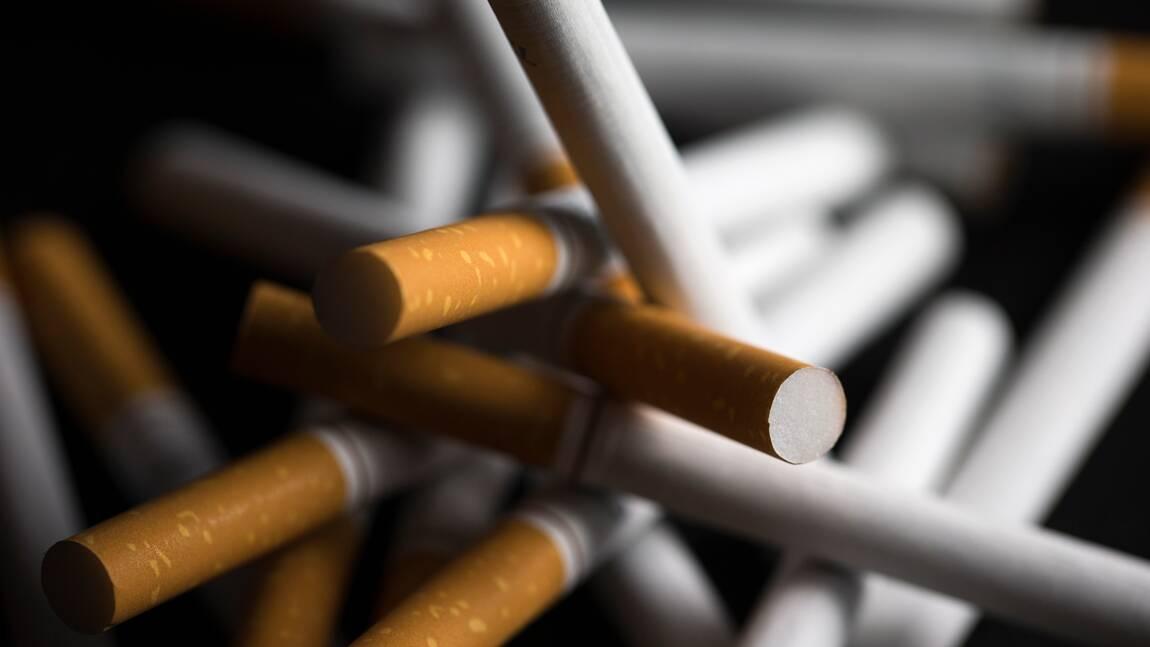 Le risque d'avoir un bébé léger s'accroit dès une cigarette/jour