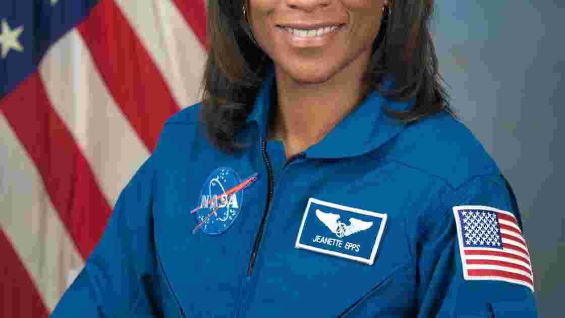 Jeanette Epps, première astronaute noire dans l'ISS