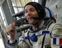 Le Français Thomas Pesquet, astronaute et ambassadeur de l'espace