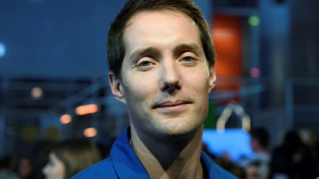 ISS: le compte à rebours a commencé pour l'astronaute Thomas Pesquet