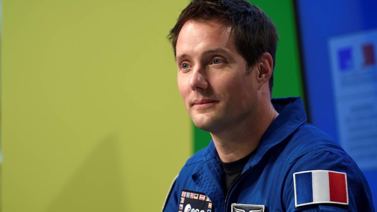 Le départ pour l'ISS du Français Thomas Pesquet retardé