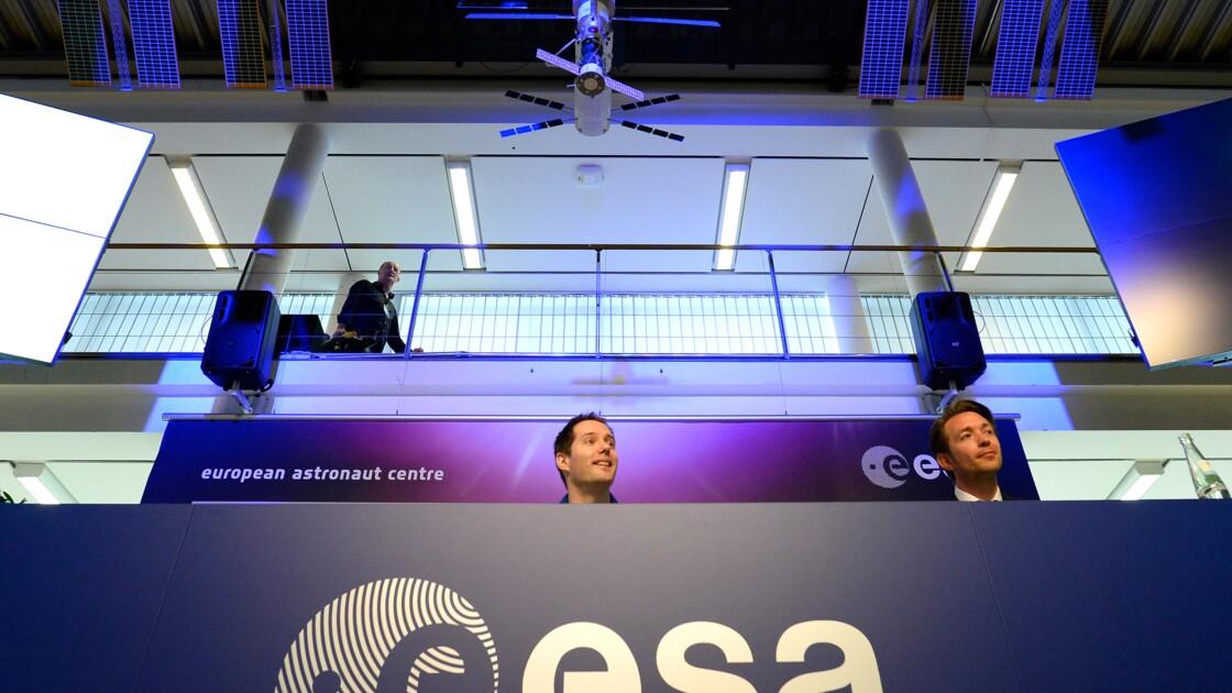 """Thomas Pesquet, un """"explorateur"""" prêt à repartir un jour dans l'espace"""