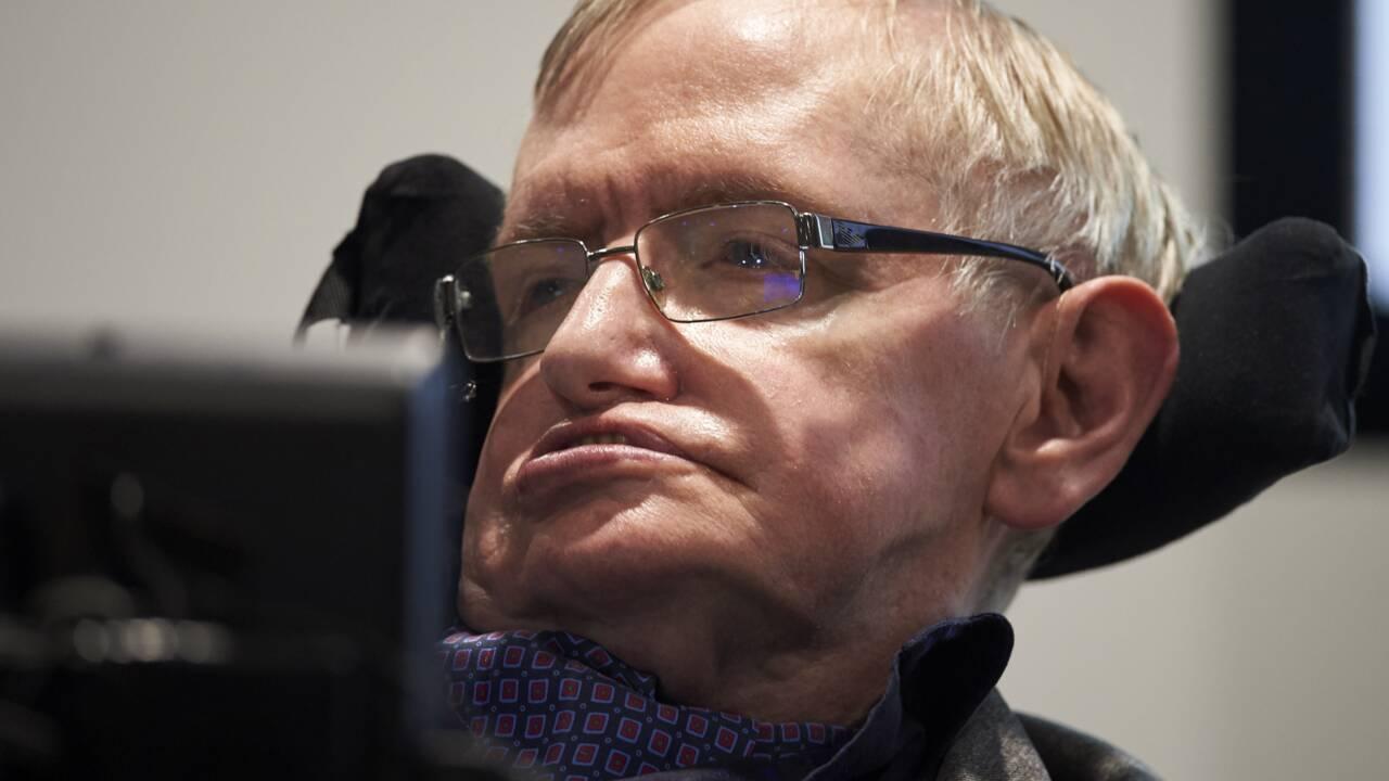 Stephen Hawking en dix dates
