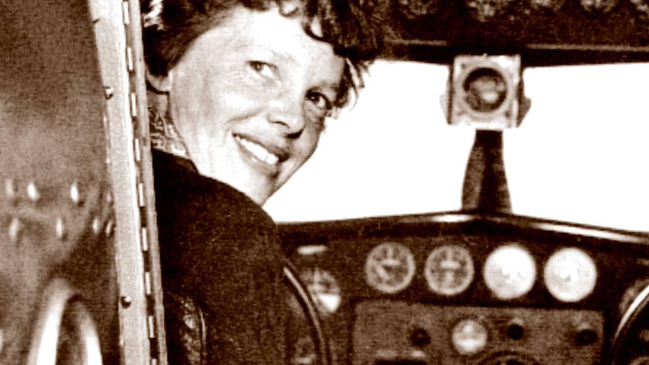 L'aviatrice Amelia Earhart serait bien morte sur une île du Pacifique