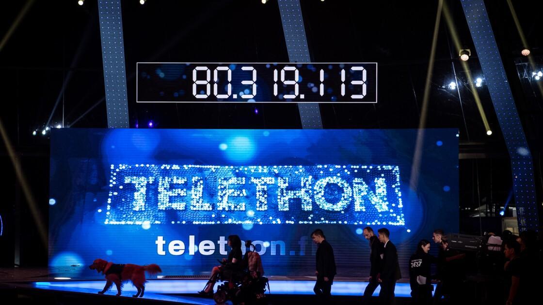 Téléthon: les promesses de dons dépassent les 80 millions d'euros