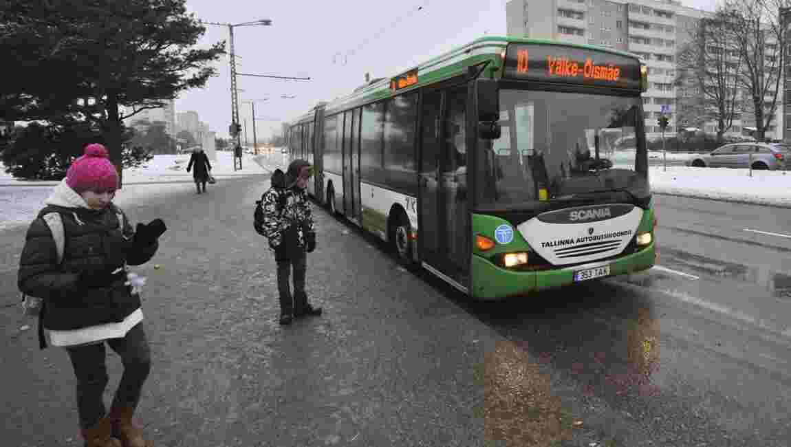 Estonie: bus gratuits sur l'ensemble du pays, une première européenne
