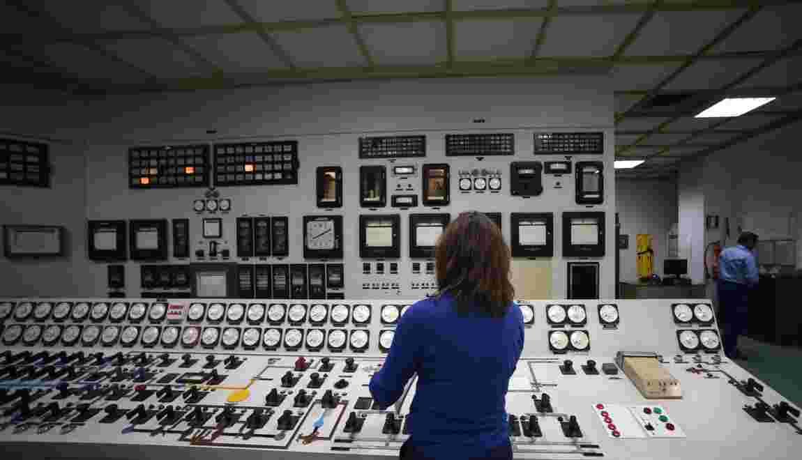 L'ex centrale nucléaire italienne de Garigliano, pas près d'être démantelée