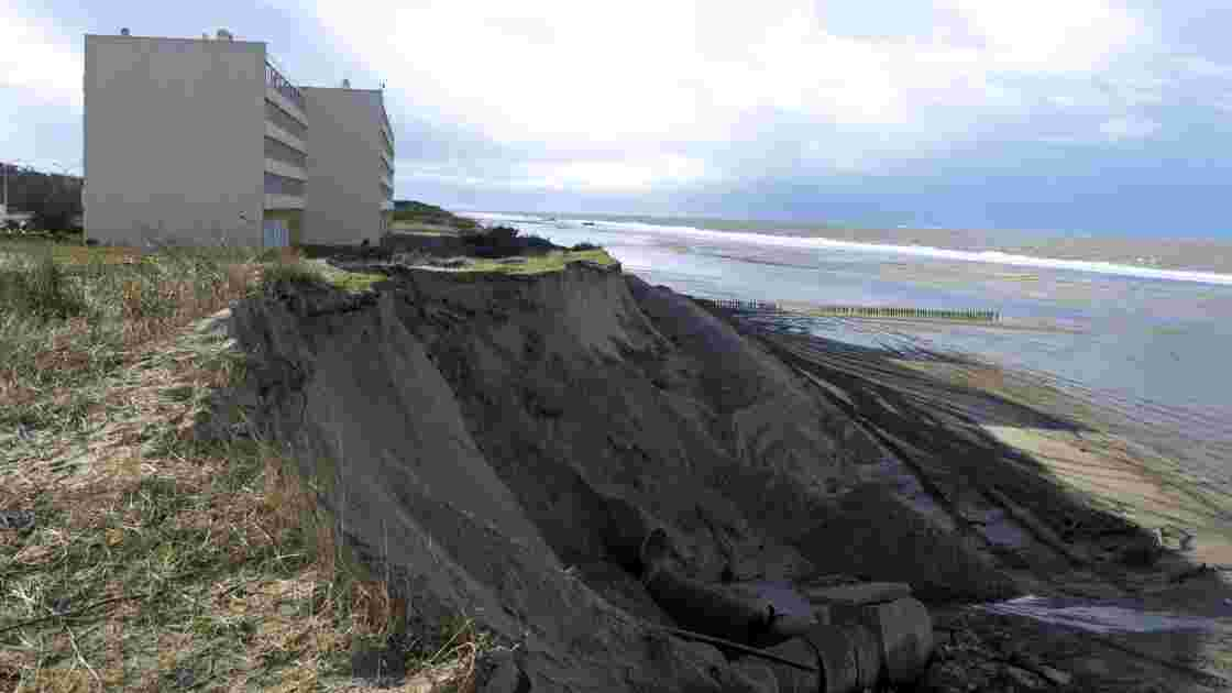 Érosion du littoral: proposition de loi à l'Assemblée pour mieux y faire face