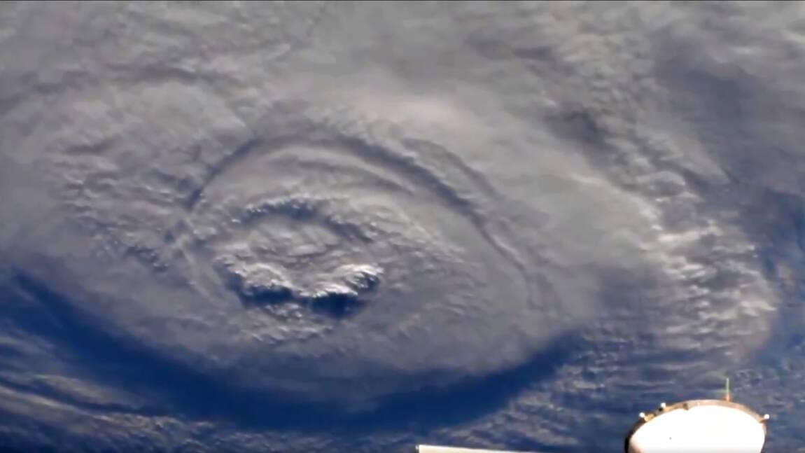 Même rétrogradé en catégorie 2, l'ouragan Florence reste dangereux