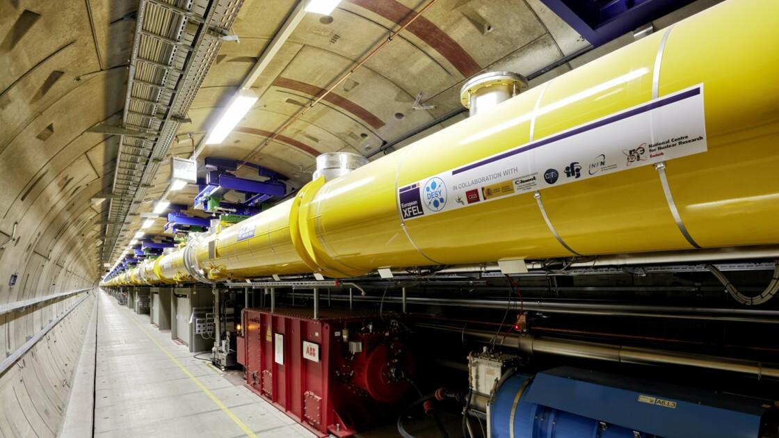 Un laser X ultra-puissant pour percer les secrets de la matière