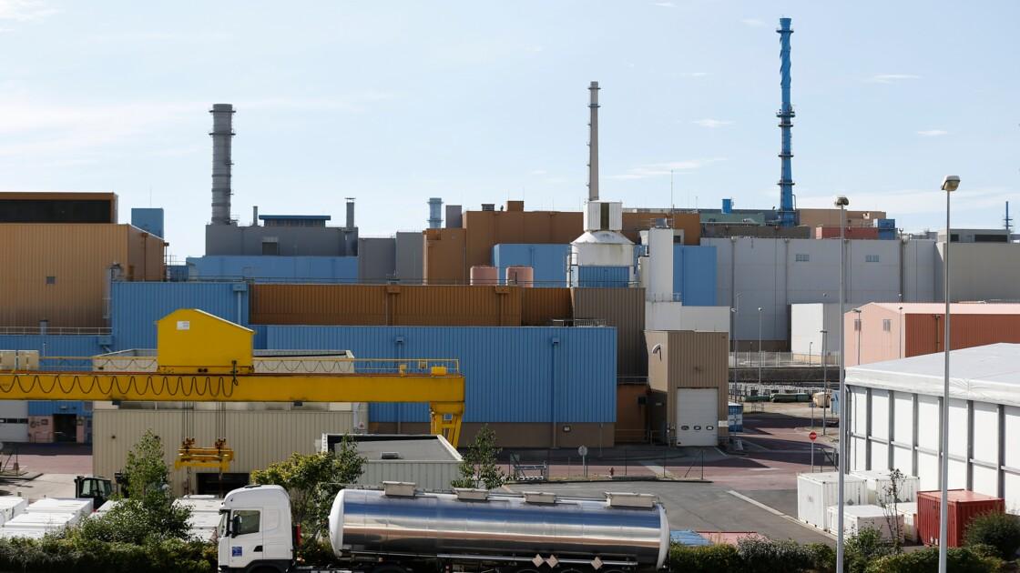 Pollution près de l'usine Areva de la Hague: il y a aussi du plutonium