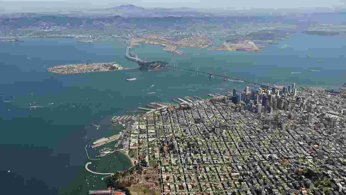 En Californie, pneus et vêtements sources de pollution microplastique