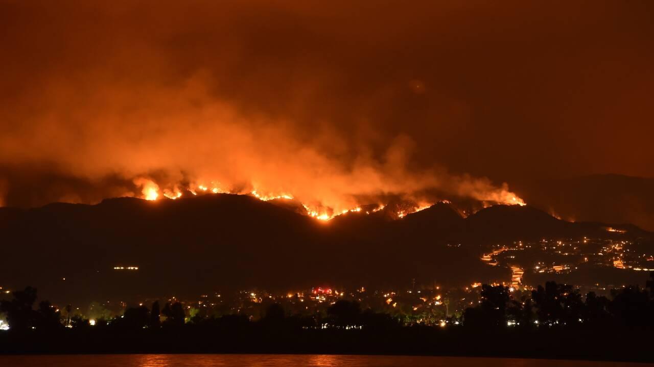 De Wall Street aux feux de Californie, un ex-courtier français affronte les flammes