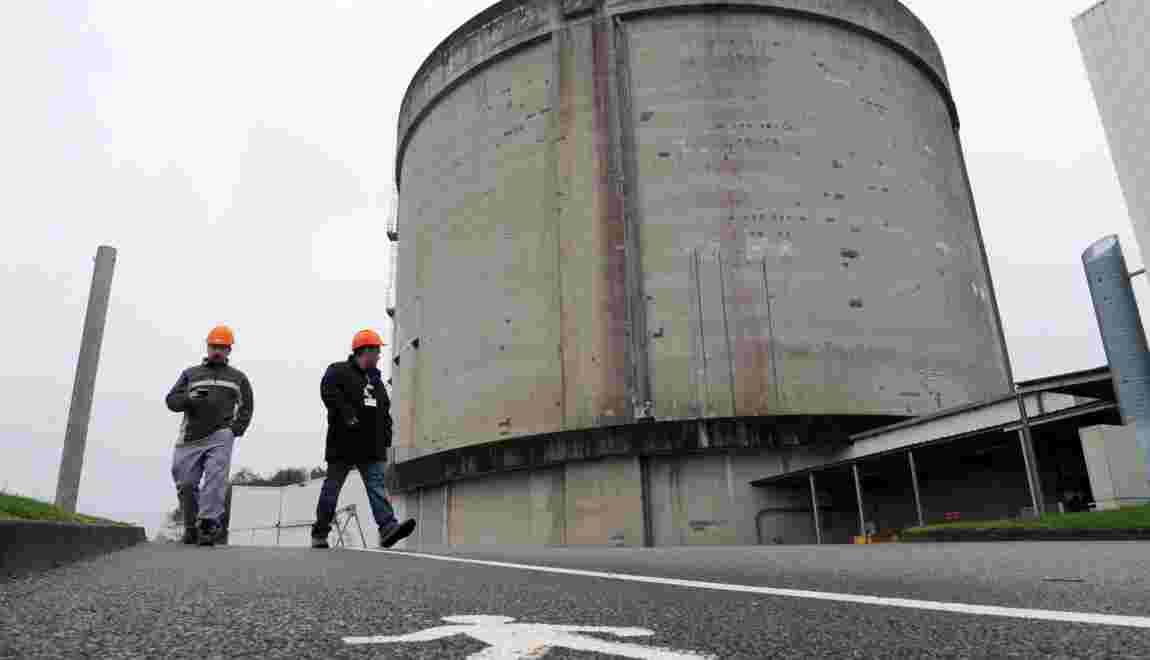 La centrale de Brennilis ne sera complètement démantelée qu'après 2030