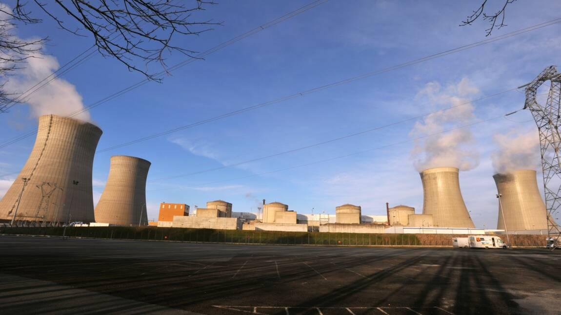 Nucléaire: EDF a relancé le premier réacteur d'une série de sept