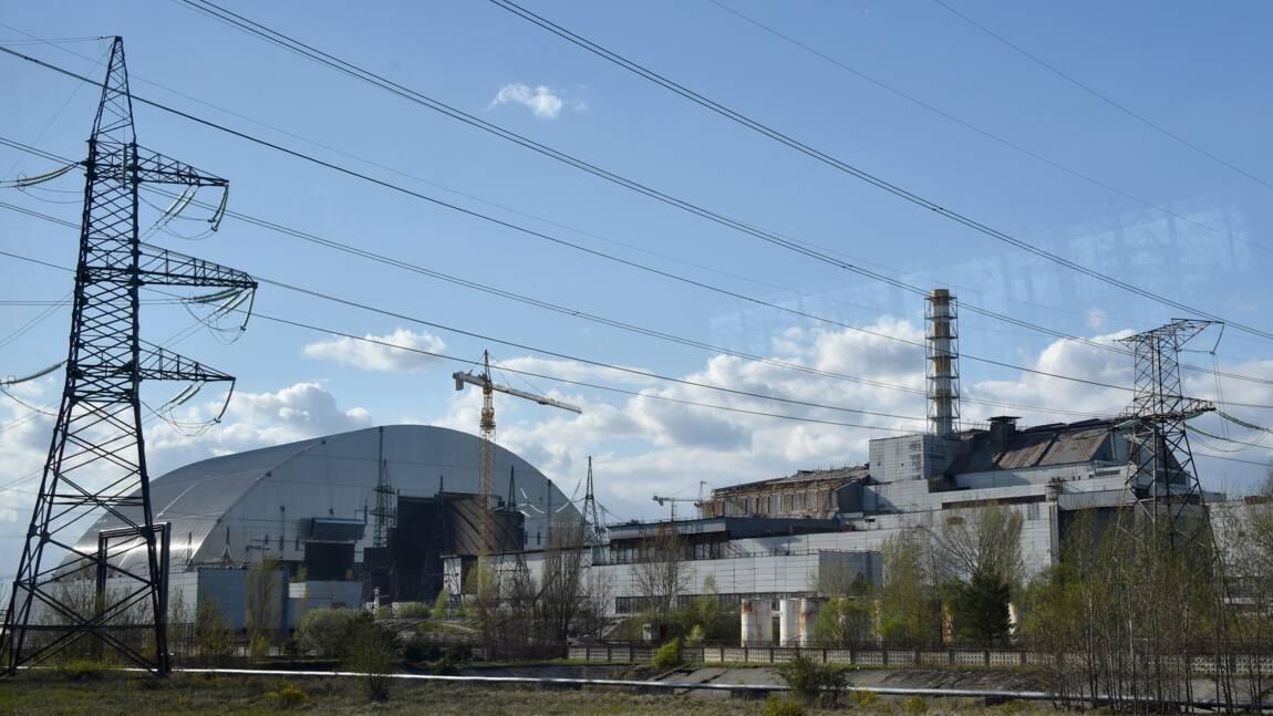 Cyberattaques en Ukraine: le fonctionnement de Tchernobyl affecté