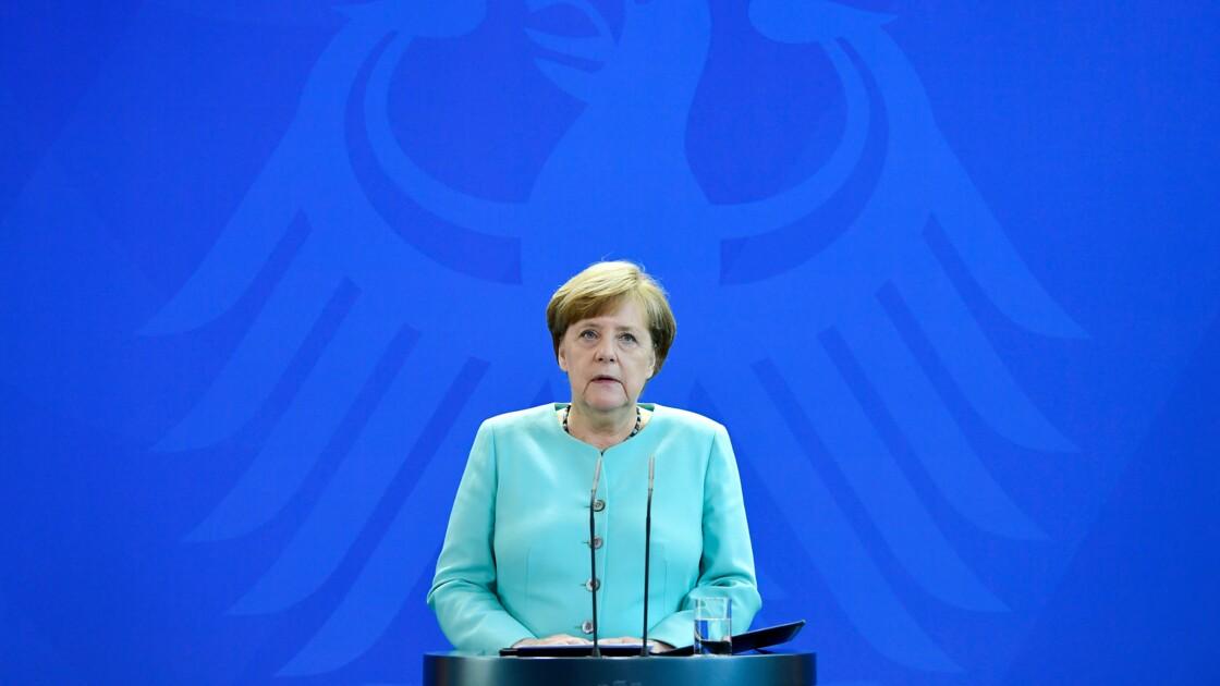 """Merkel """"plus déterminée que jamais"""" à agir pour le climat"""