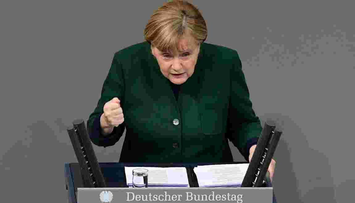 Pollution: Merkel en mars devant une commission parlementaire
