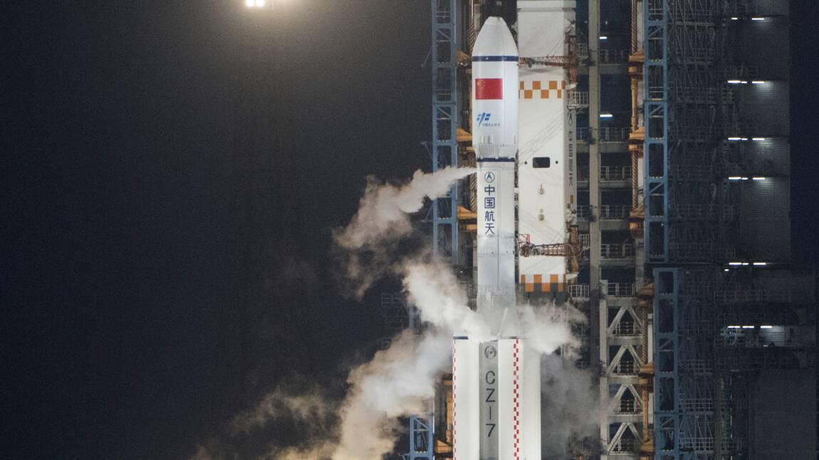 Les missions lunaires chinoises retardées par un tir raté