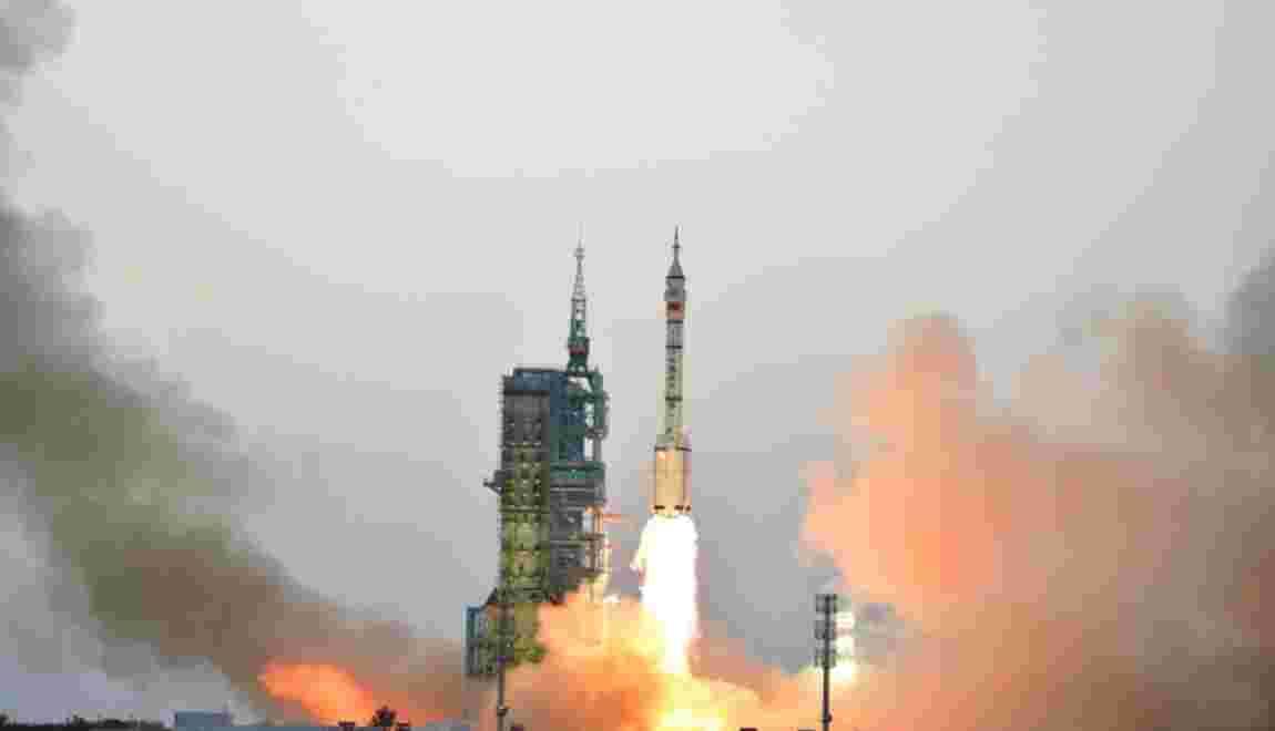 La Chine fait décoller sa fusée la plus puissante, la Longue Marche 5