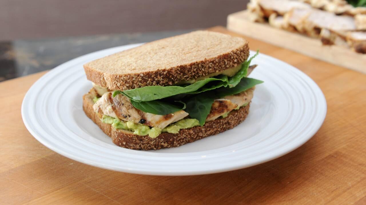 Les sandwichs aussi mauvais pour l'environnement que les voitures