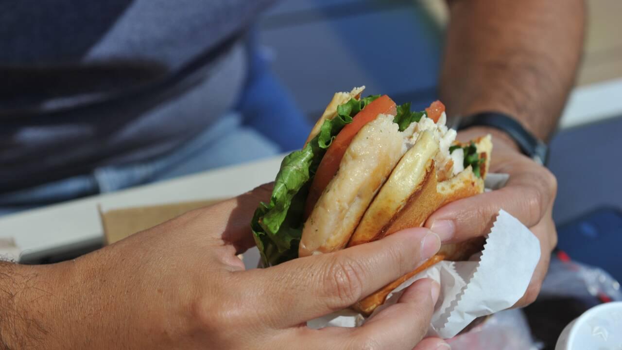 Les sandwichs aussi mauvais pour l'environnement que les voitures, selon une étude