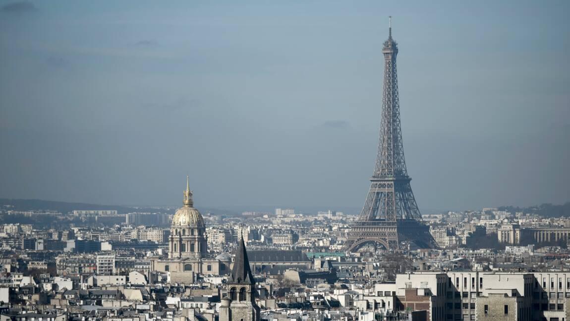 Paris respire mieux, mais encore trop de particules et de dioxyde d'azote