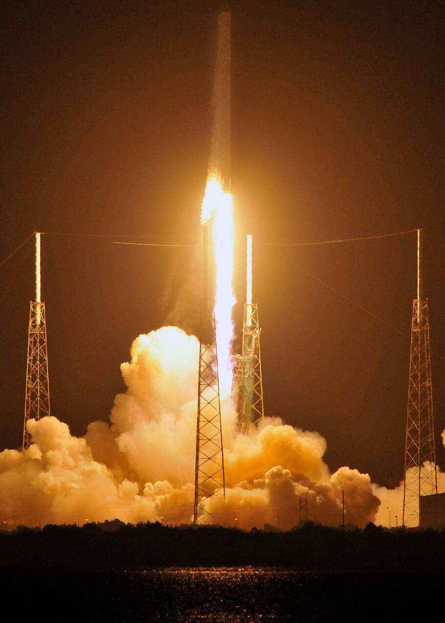 Les projets spatiaux d'Elon Musk