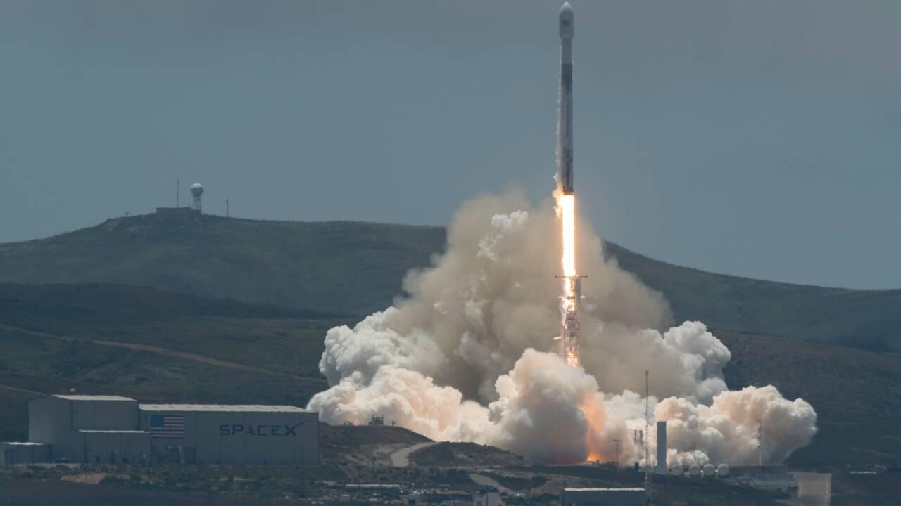 Deux satellites tout neufs en orbite pour surveiller l'eau sur Terre