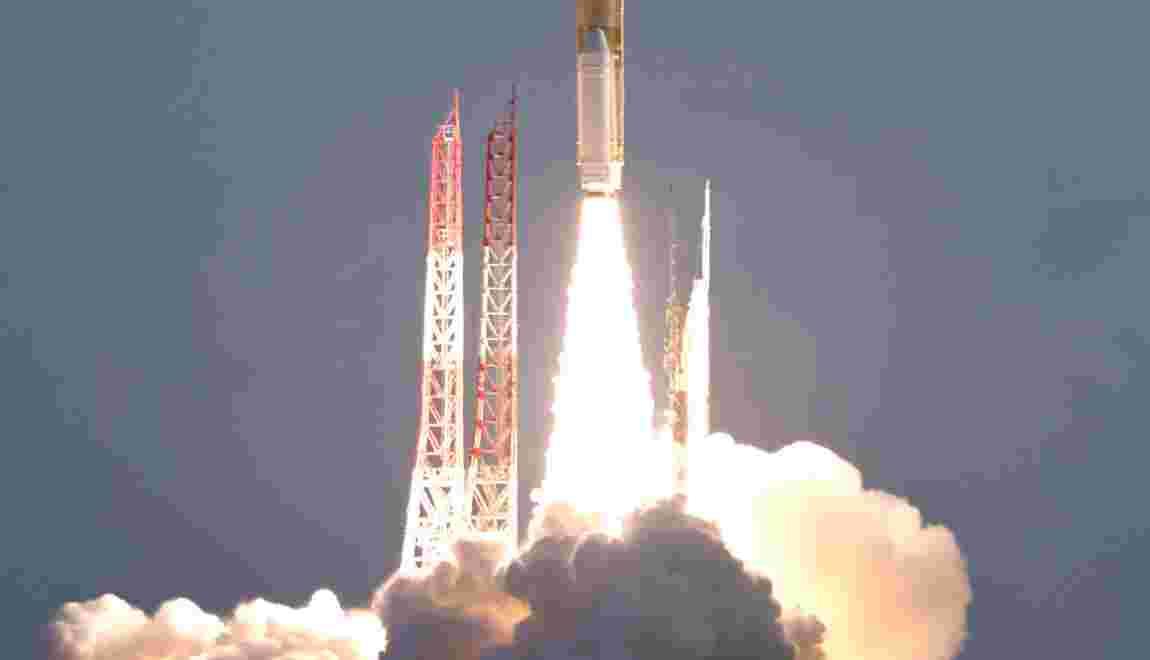 Japon: la fusée H-2A place en orbite un 4e satellite de géolocalisation