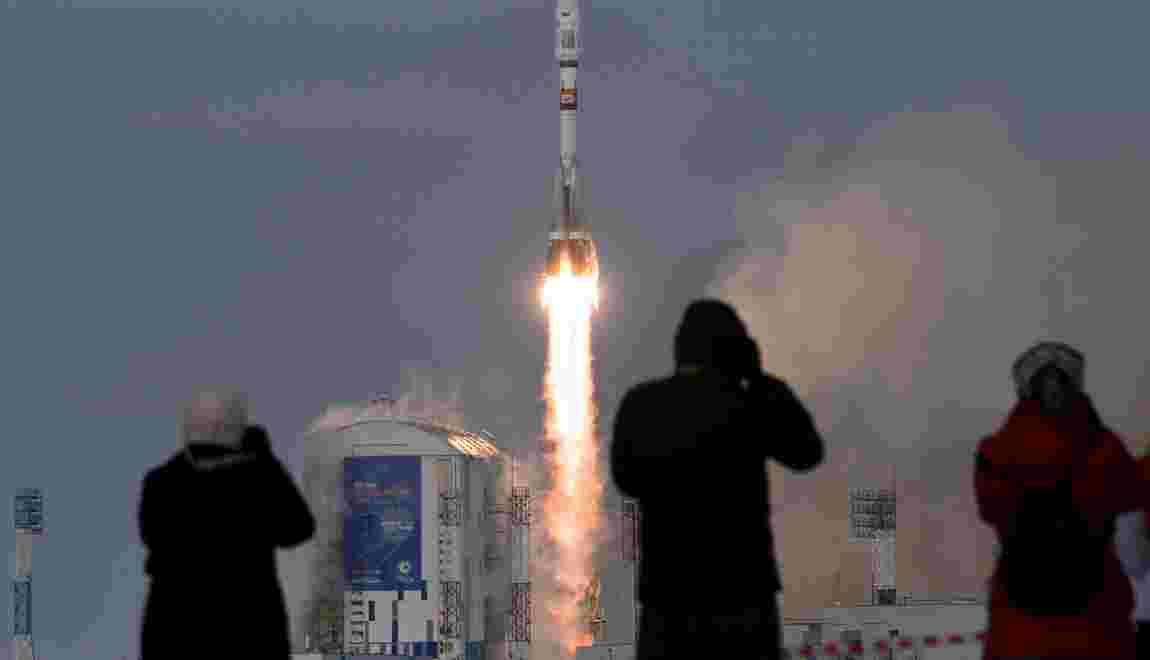 La Russie perd un satellite, échec embarrassant pour son nouveau cosmodrome