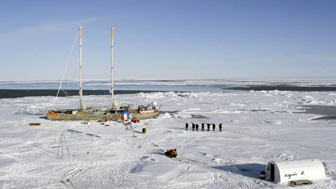 Recul de la banquise arctique: l'Homme largement responsable